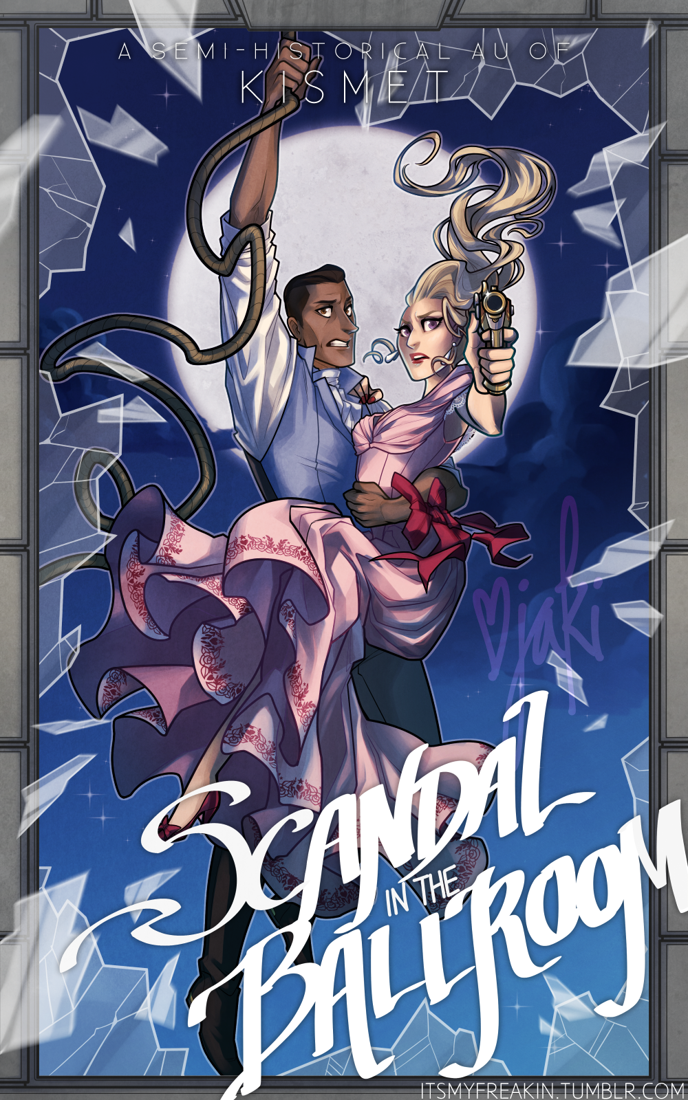 Scandal in the Ballroom